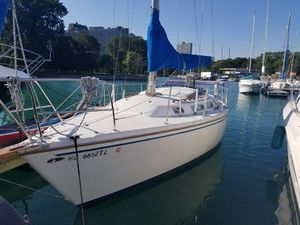 Used Catalina Cruiser Sailboat For Sale