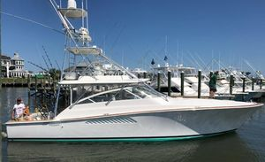 Used Viking 45 Open Express Cruiser Boat For Sale