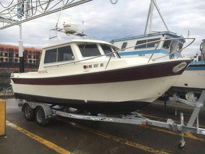 Used Sea Sport 2200 Sportsman Sports Fishing Boat For Sale