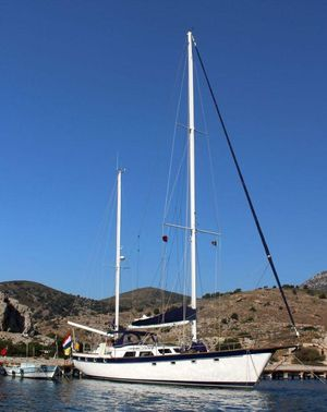 Used Irwin 65' Ketch Center Cockpit Sailboat For Sale