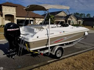 Used Hurricane 188 OB Deck Boat For Sale