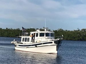 Used Nordic Tugs 2 Stateroom 42 Trawler Boat For Sale