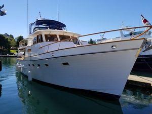 Used Ocean Alexander MK1 Trawler Boat For Sale