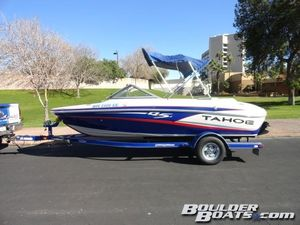 Used Tahoe Q5iQ5i Bowrider Boat For Sale