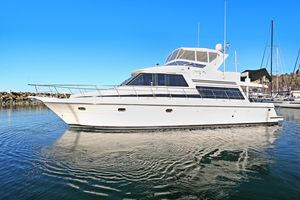 Used Compass 57 Pilothouse Motor Yacht For Sale