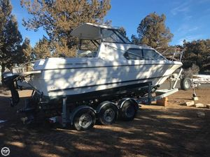 Used Bayliner 2452 Ciera Walkaround Fishing Boat For Sale