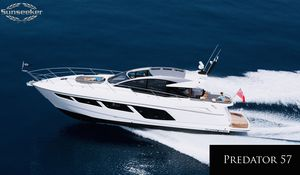 New Sunseeker Predator 57 MKII Motor Yacht For Sale