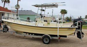 Used Panga Marine Marquesa Center Console Fishing Boat For Sale