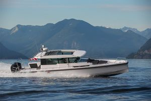 New Axopar 37 Cabin Express Cruiser Boat For Sale