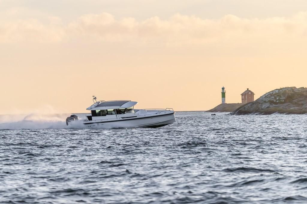 2019 New Axopar 37 Cabin Express Cruiser Boat For Sale