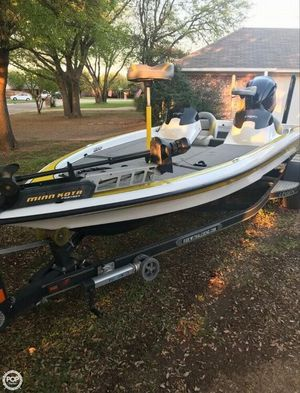 Used Legend 211 Alpha Bass Boat For Sale