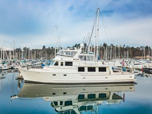 Used Fleming 75 Pilothouse Motoryacht Motor Yacht For Sale