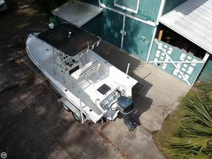 Used Cape Horn 21 CC Center Console Fishing Boat For Sale