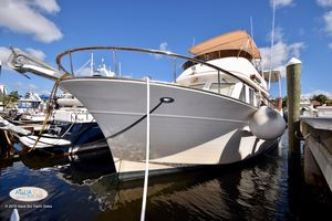 Used Albin 43 Sundeck Trawler Boat For Sale
