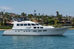 Used Bertram Cockpit Motor Yacht Motor Yacht For Sale