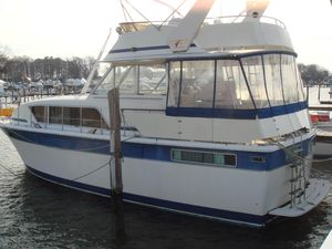 Used Chris-Craft 410 Motor Yacht Motor Yacht For Sale
