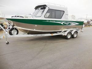 New Hewescraft 220 Ocean Pro220 Ocean Pro Aluminum Fishing Boat For Sale