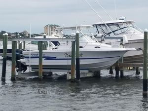 Used Pro-Line 27 Walk27 Walk Cuddy Cabin Boat For Sale
