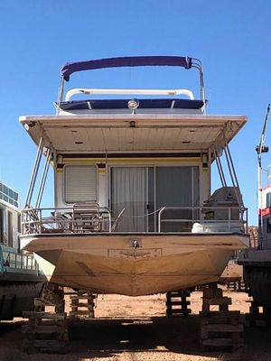 Used Sumerset Houseboat 65 X 14 House Boat For Sale