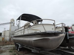 Used Bentley Pontoons 220/223 Fish Pontoon Boat For Sale