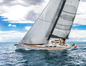 New Italia 15.98 Cruiser Sailboat For Sale
