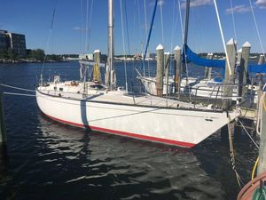 Used Tartan 41 Sloop Sailboat For Sale