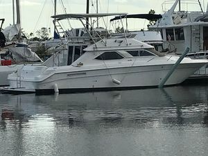 Used Sea Ray 44 Express Bridge Cruiser Boat For Sale