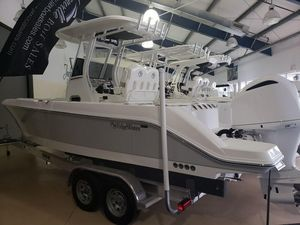 New Edgewater 230cc Center Console Fishing Boat For Sale