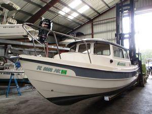 Used C-Dory 22 CUDDY CABIN22 CUDDY CABIN Cruiser Boat For Sale