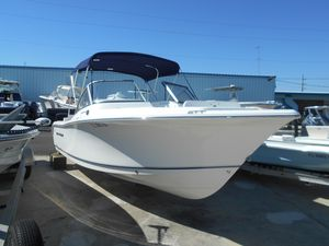Used Sea Hunt Escape 211Escape 211 Dual Console Boat For Sale
