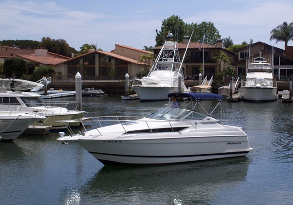 Used Wellcraft 28 Martinique Express Cruiser Boat For Sale