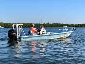 Used Hewes Redfisher - 18' Saltwater Fishing Boat For Sale