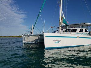Used Norseman 40 Catamaran Sailboat For Sale