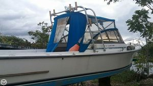 Used Shamrock 260 LE Cuddy Cabin Walkaround Fishing Boat For Sale