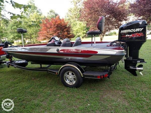 Used Stratos 189 VLO Bass Boat For Sale