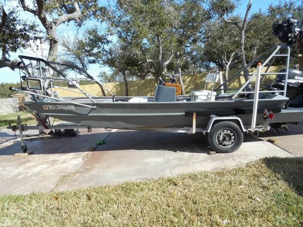 Used Weldcraft 1656 CDL Aluminum Fishing Boat For Sale