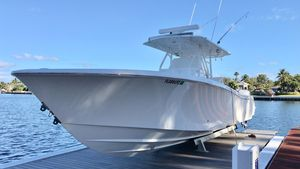 Used Invincible Center Console Fishing Boat For Sale