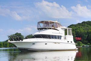 Used Silverton 422 Motor Yacht Motor Yacht For Sale