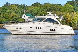 Used Sea Ray 60 Sundancer Motor Yacht For Sale
