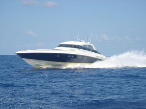 Used Baia PantherPanther Cruiser Boat For Sale