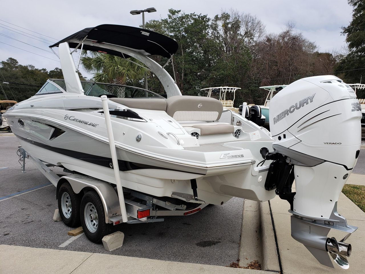 2019 New Crownline Eclipse E285 XS Bowrider Boat For Sale