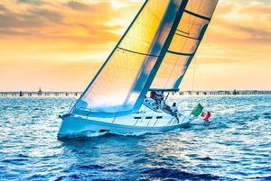 New Italia 12.98 Cruiser Sailboat For Sale