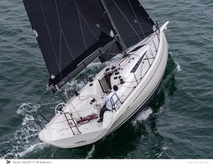New Italia 39 / 11.98 Racer and Cruiser Sailboat For Sale
