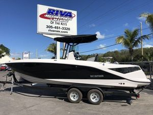 New Scarab 255 Open G255 Open G Center Console Fishing Boat For Sale