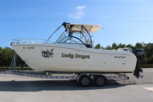 Used World Cat 255DC255DC Other Boat For Sale
