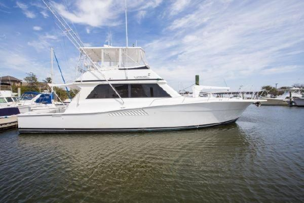 Used Viking 53 Convertible Fishing Boat For Sale