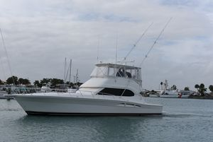 Used Riviera 51 Flybridge Convertible Fishing Boat For Sale