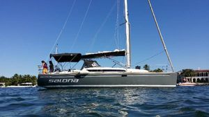 Used Salona 38 Racer and Cruiser Sailboat For Sale