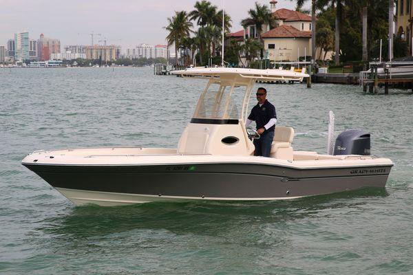 Used Grady-White 251 Coastal Explorer Center Console Fishing Boat For Sale