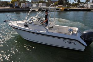 Used Boston Whaler 21 Conquest Cuddy Cabin Boat For Sale